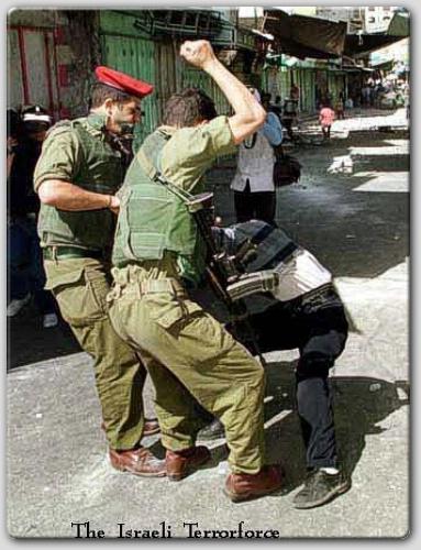 Judaism is Terror