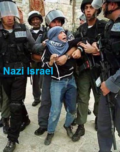 Nazi Israel