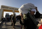 Egyptians leaving Libya