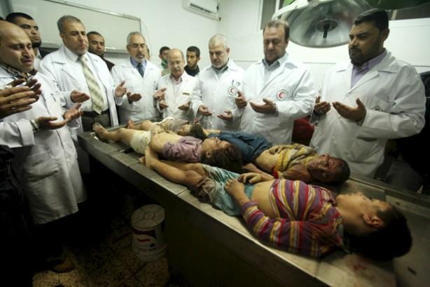 Holocaust against Palestininas