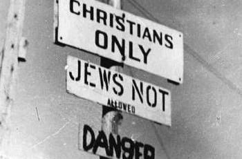 No Jews Allowed - US History