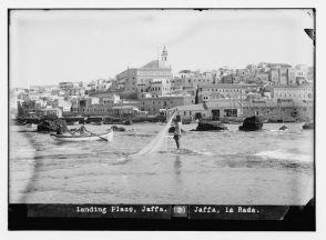 Yaffa - Jaffa in 1914